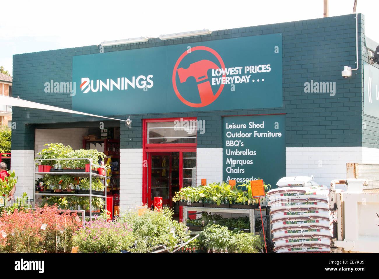 72bffbfa14e Australian Bunnings hardware store in narrabeen Sydney Australia ...