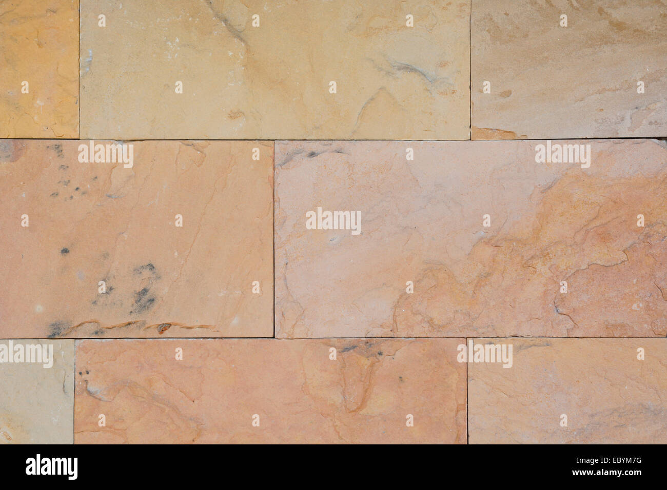 Stone texture wallpaper background - Stock Image