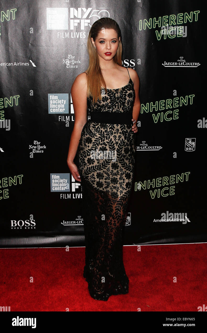 Sasha pieterse stock photos sasha pieterse stock images alamy sasha pieterse attends the inherent vice world premiere during the 52nd new york film thecheapjerseys Images