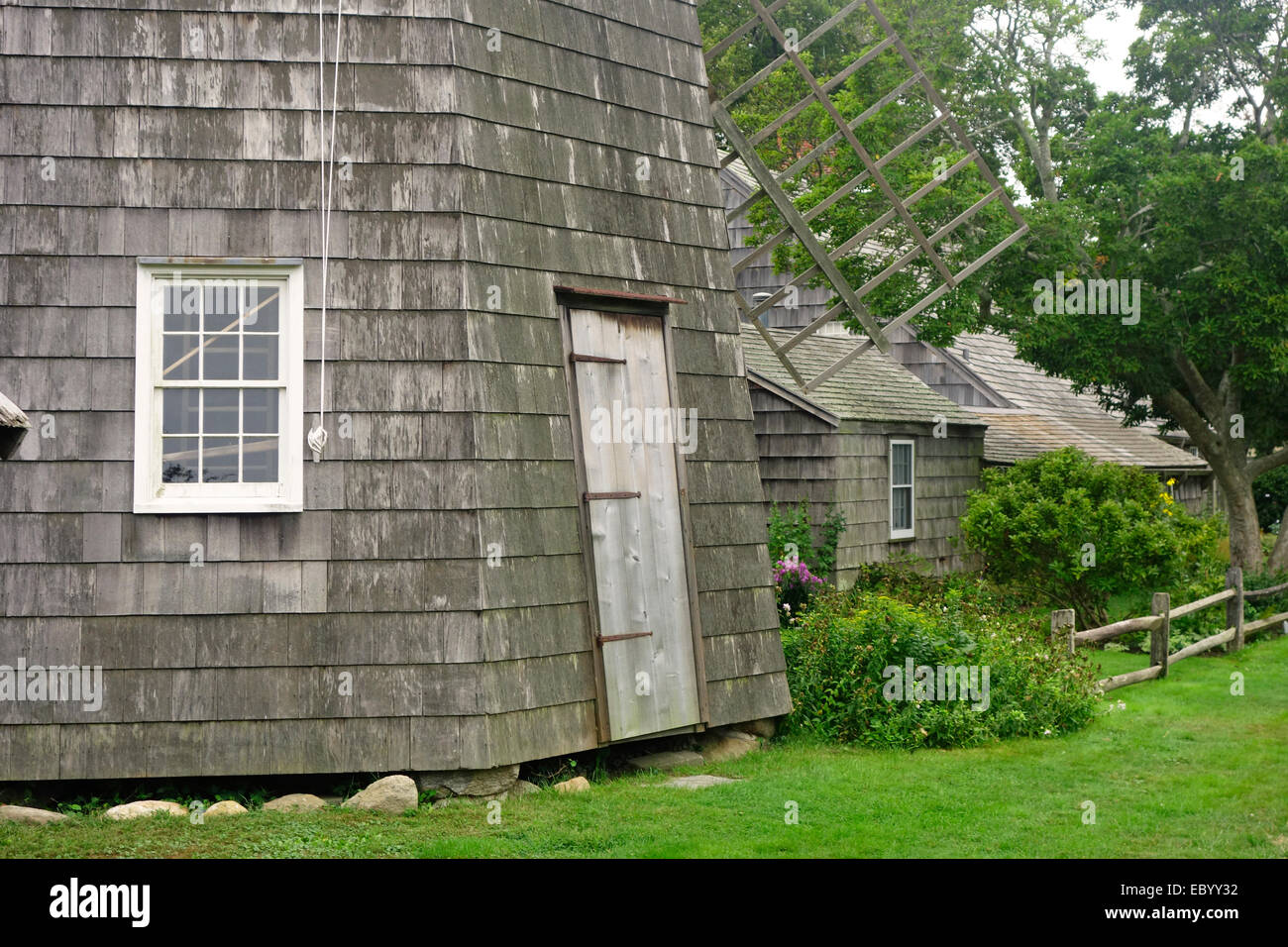 home sweet home museum in Easthampton Long Island NY - Stock Image