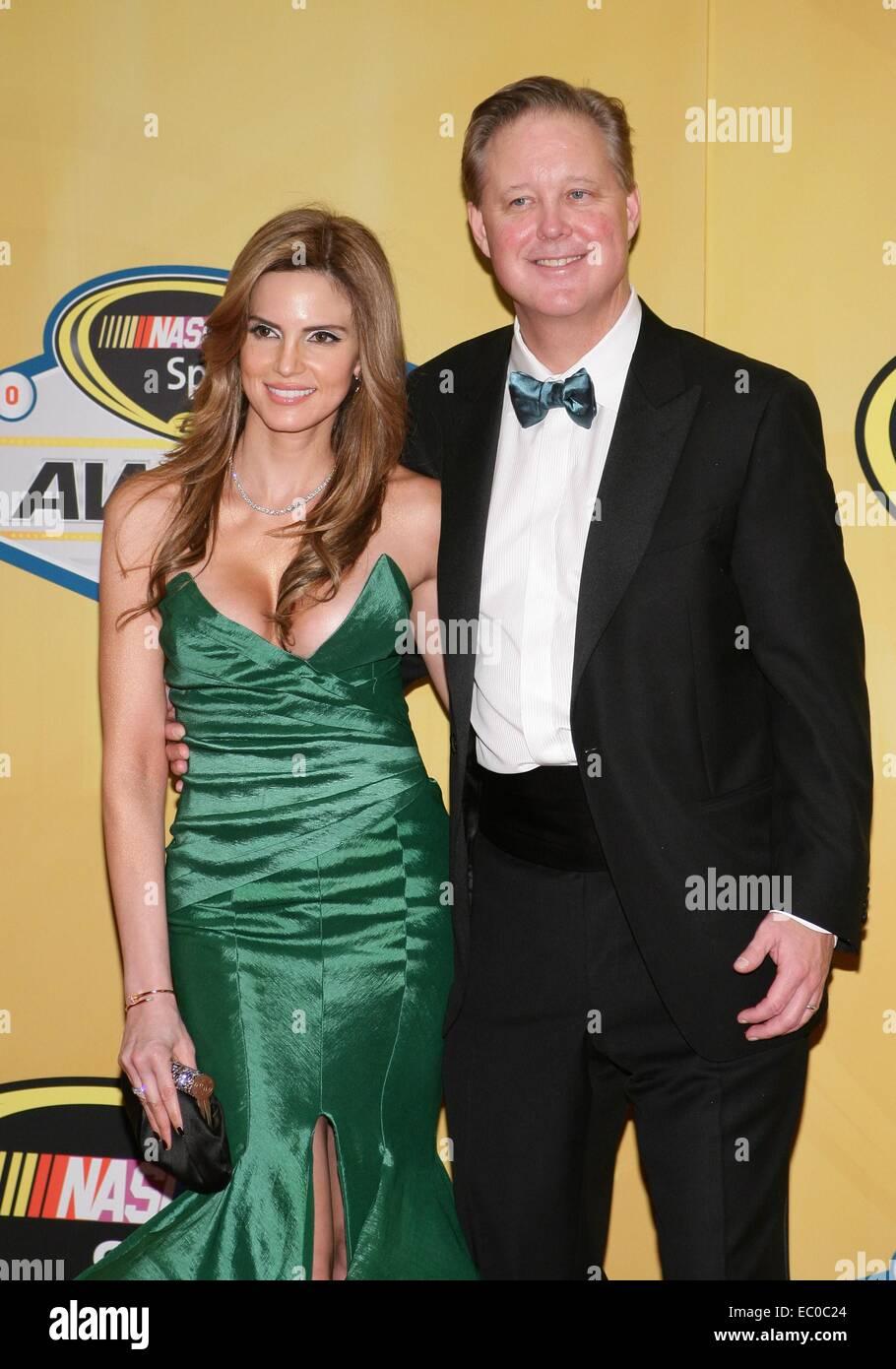 Wedding Dress Amy France NASCAR