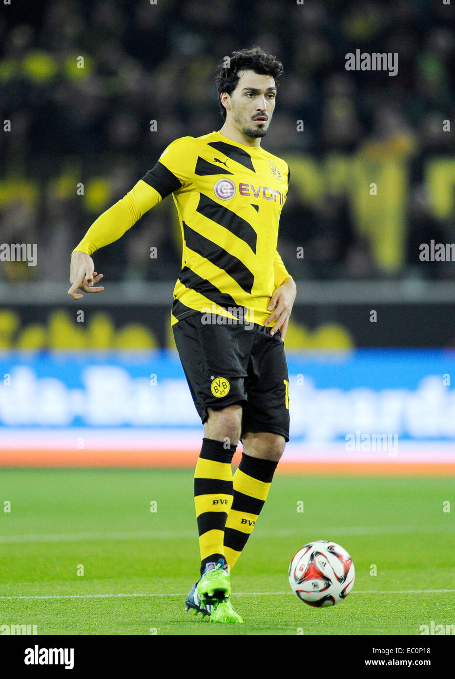 Dortmund Germany 5th Dec 2014 1 Fussball Bundesliga