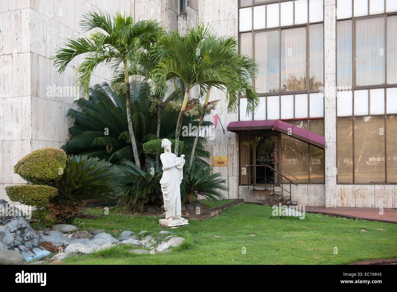 Dominikanische Republik, Santo Domingo, Parque de la Cultura, Parque de la Cultura - Stock Image