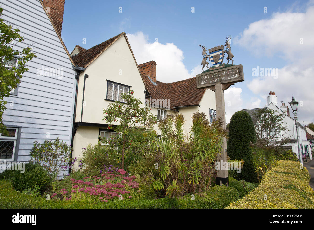 Forge Museum, Much Hadham, Herfordshire, England, UK - Stock Image
