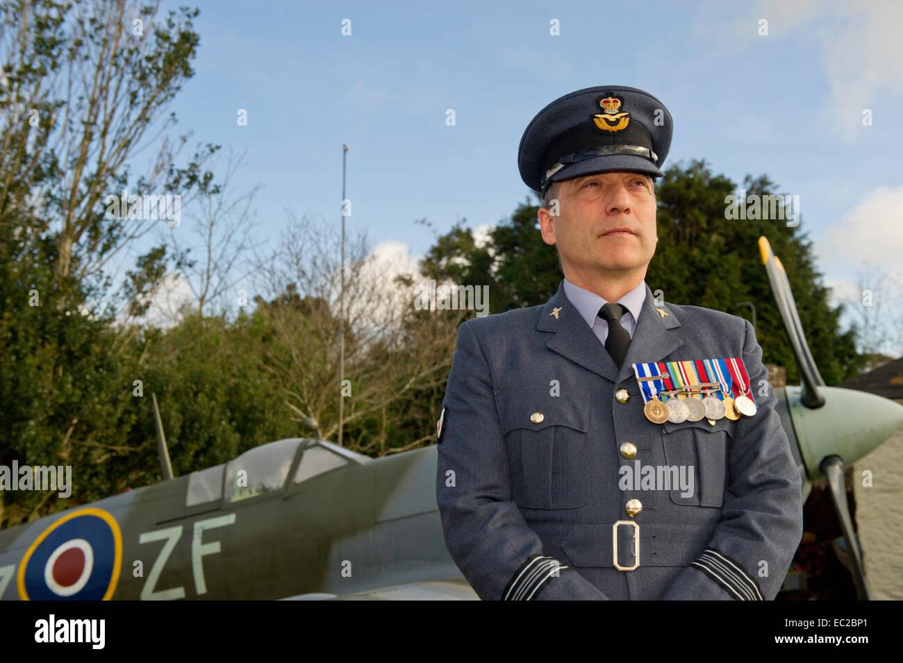 Squadron Leader Shaun Pascoe R...