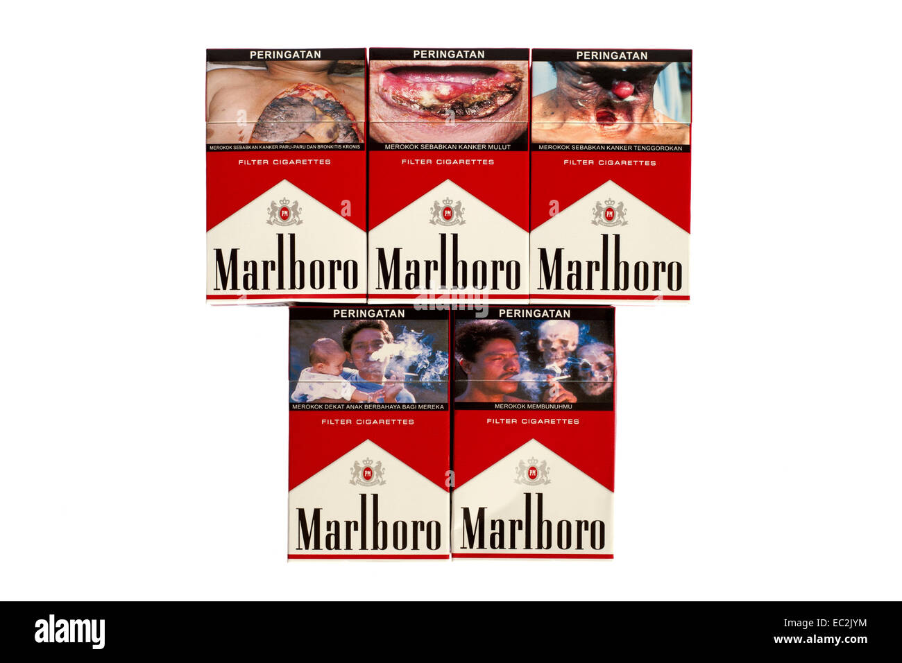 London cigarettes Marlboro brand
