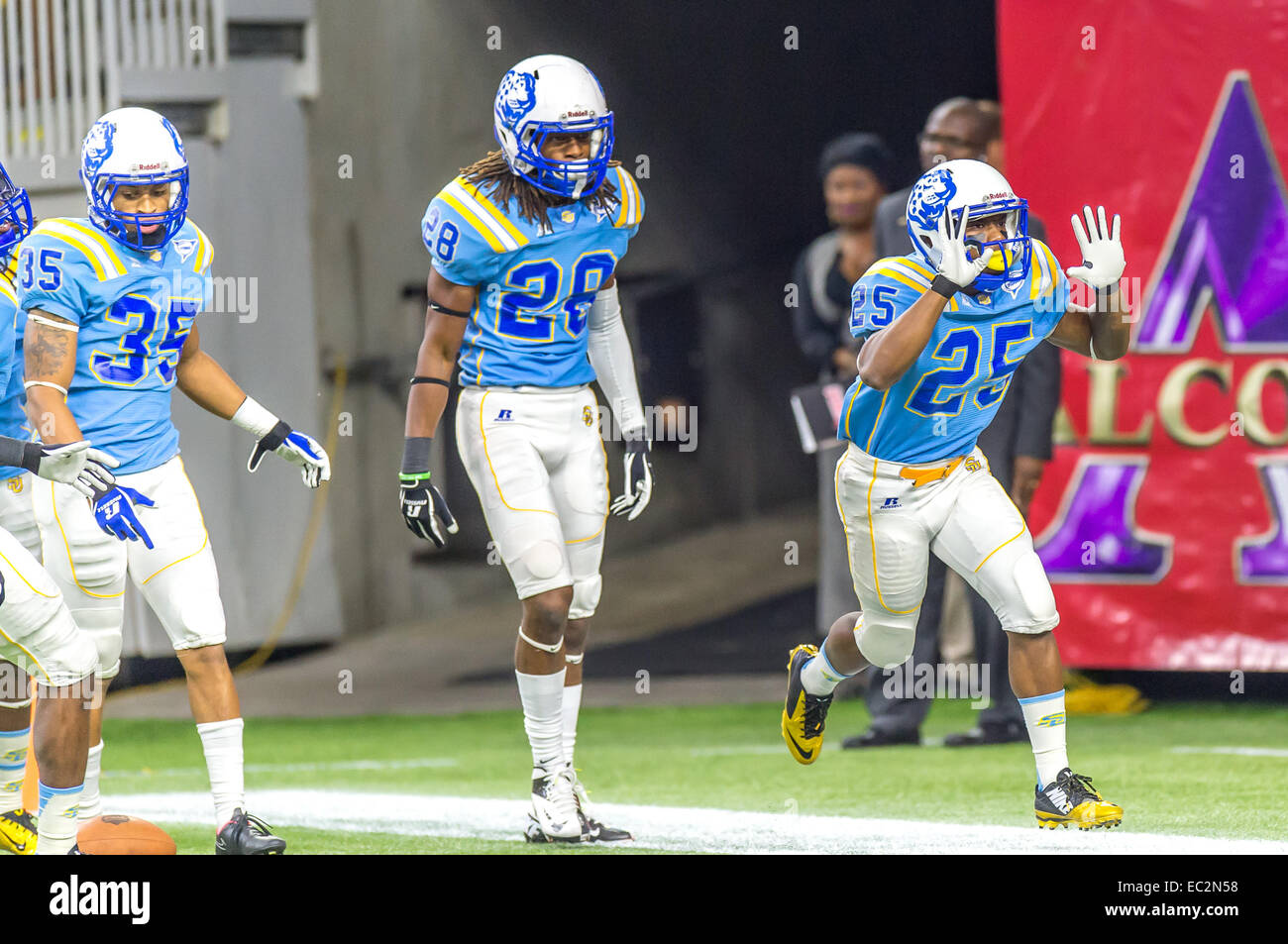 Southern University Jaguars Wide Receiver