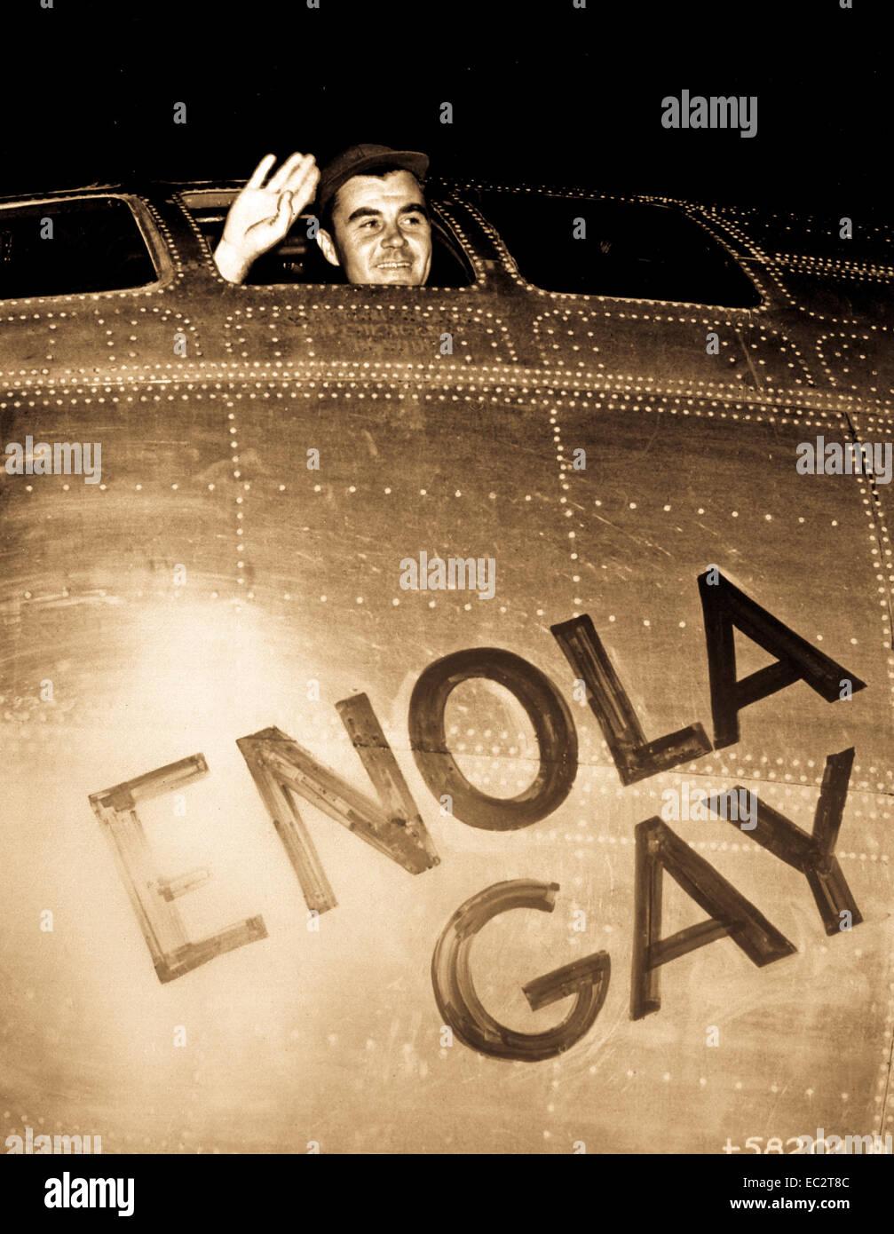 col tibbets enola gay