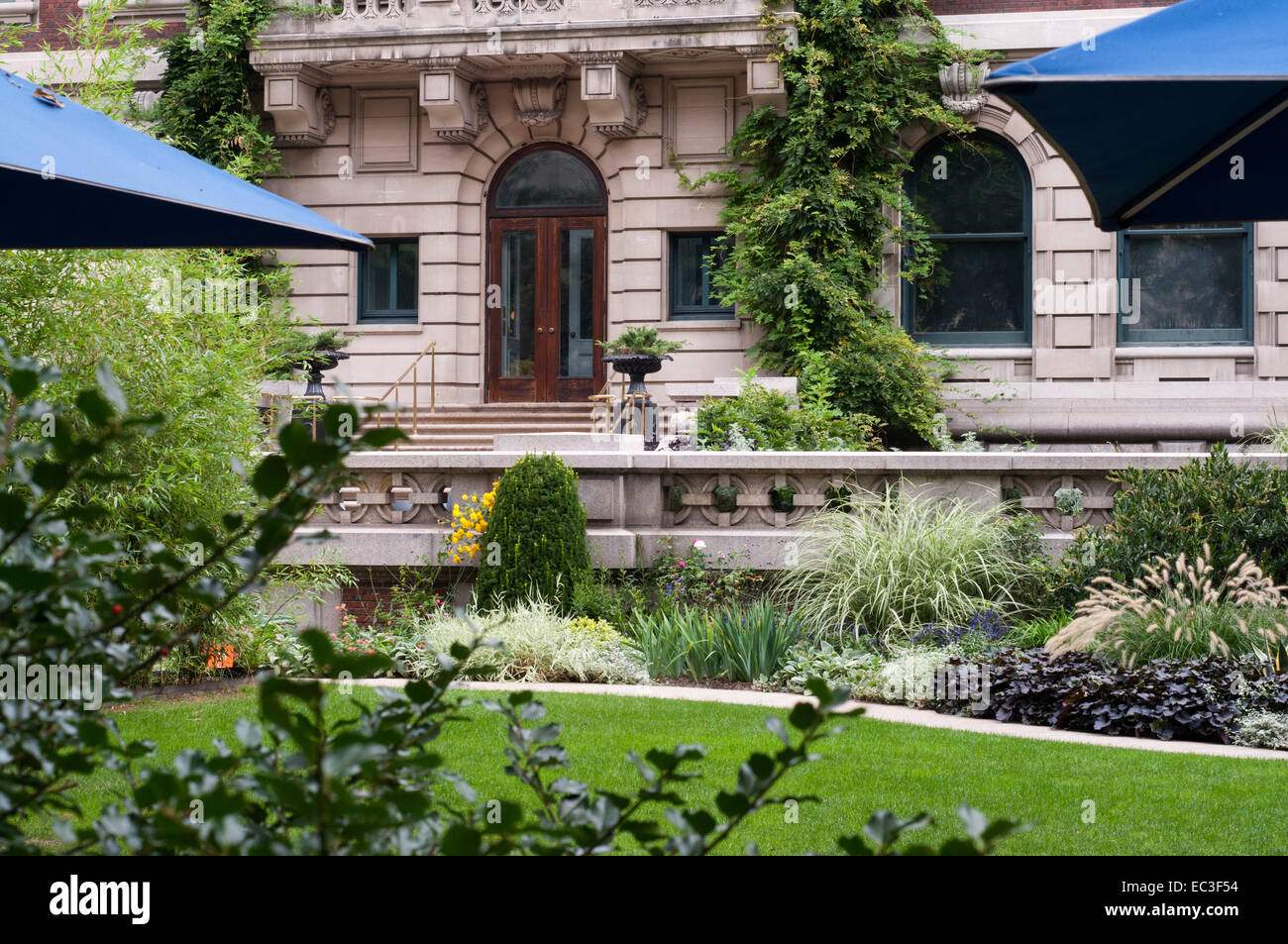 Cooper Hewitt National Design Museum. New York. USA. Cooper Hewitt, Smithsonian Design Museum is a design museum - Stock Image