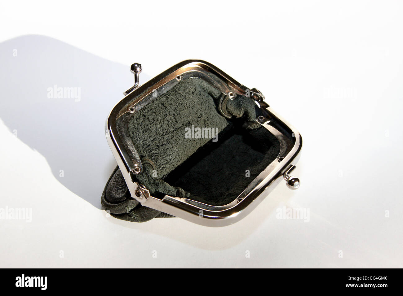 money purse - Stock Image
