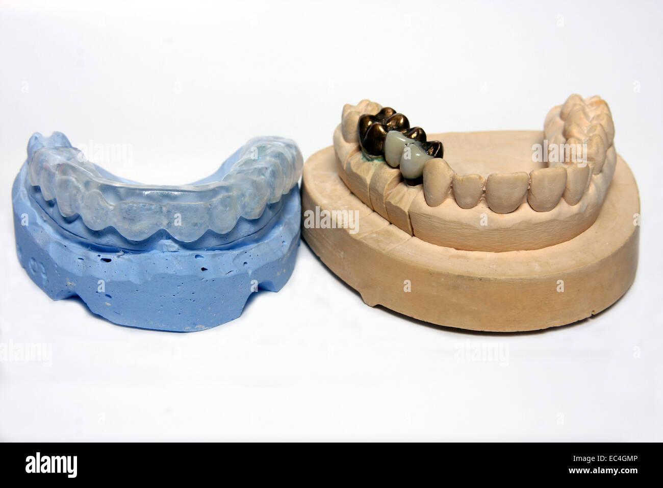 denture - Stock Image