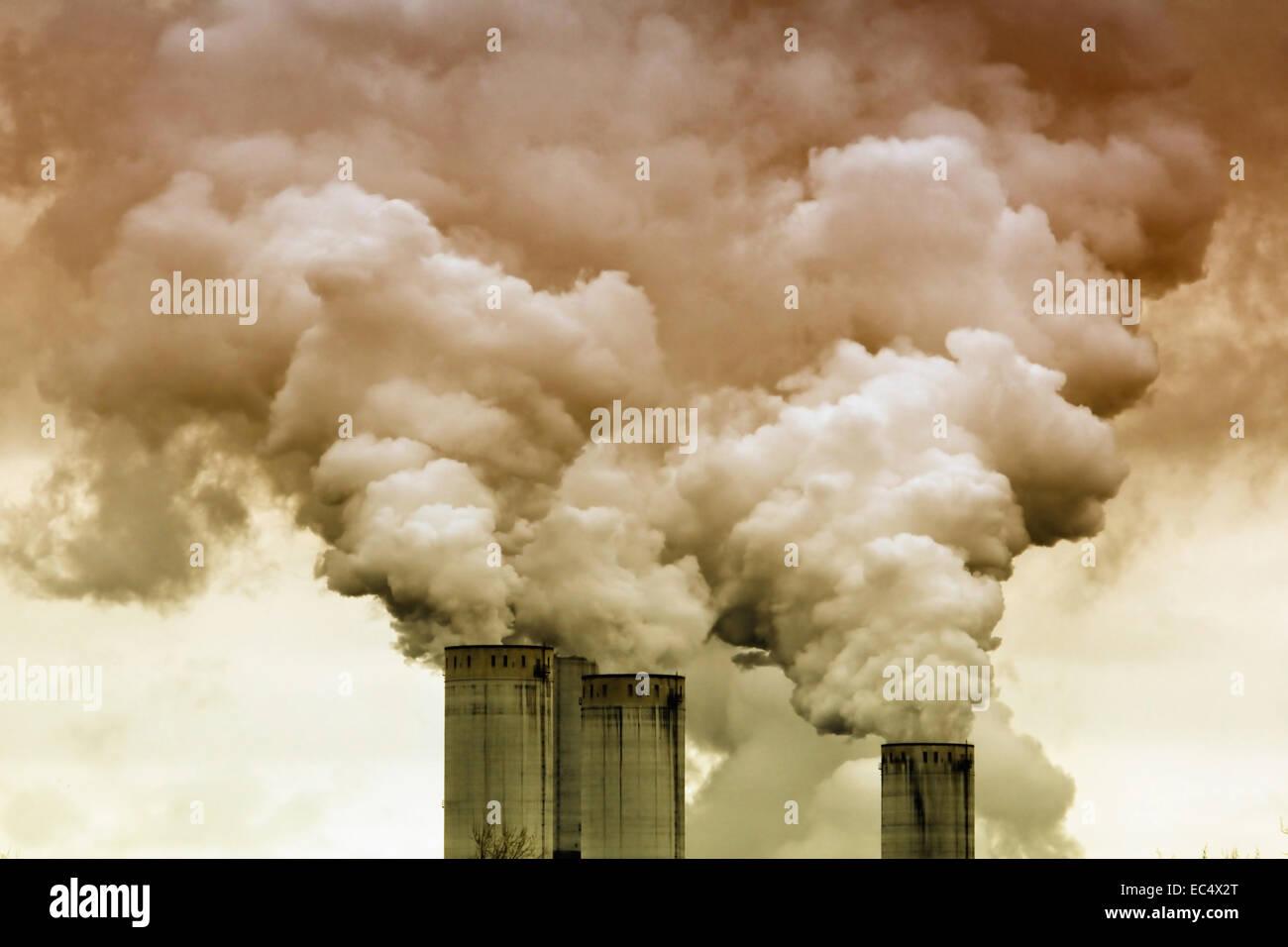 Powerplant - Stock Image