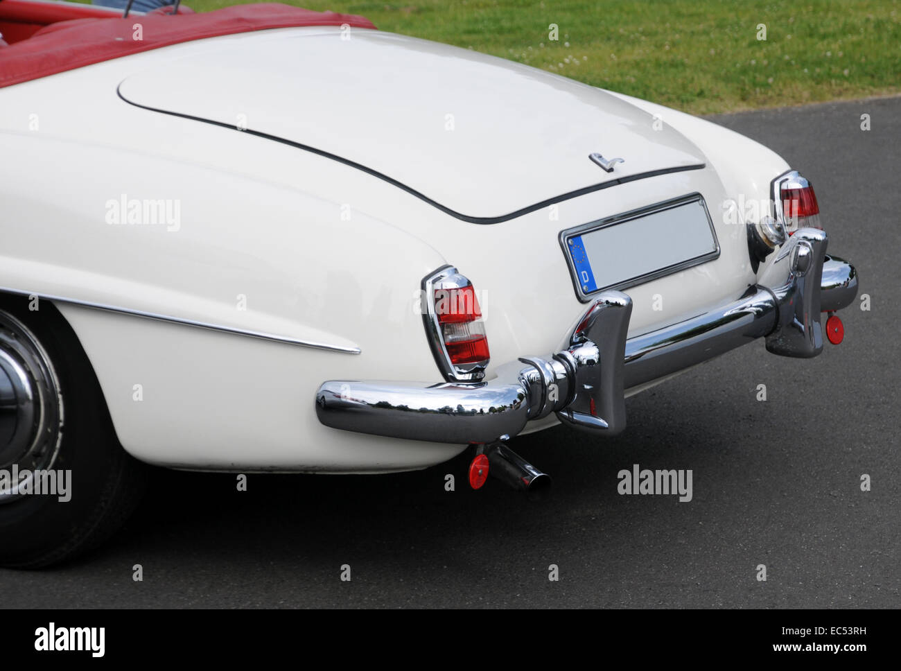luxury Car - Stock Image