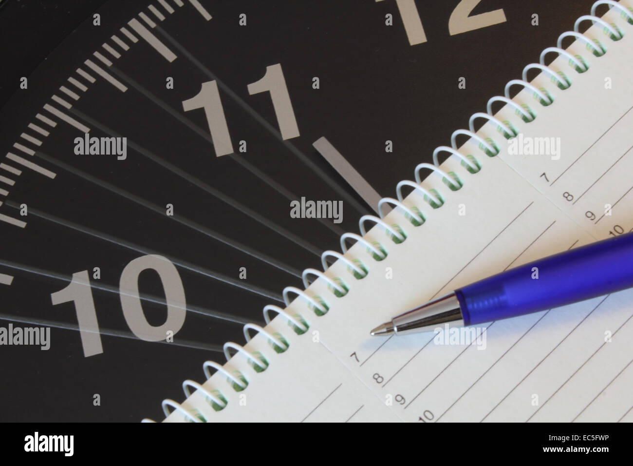 deadlines - Stock Image