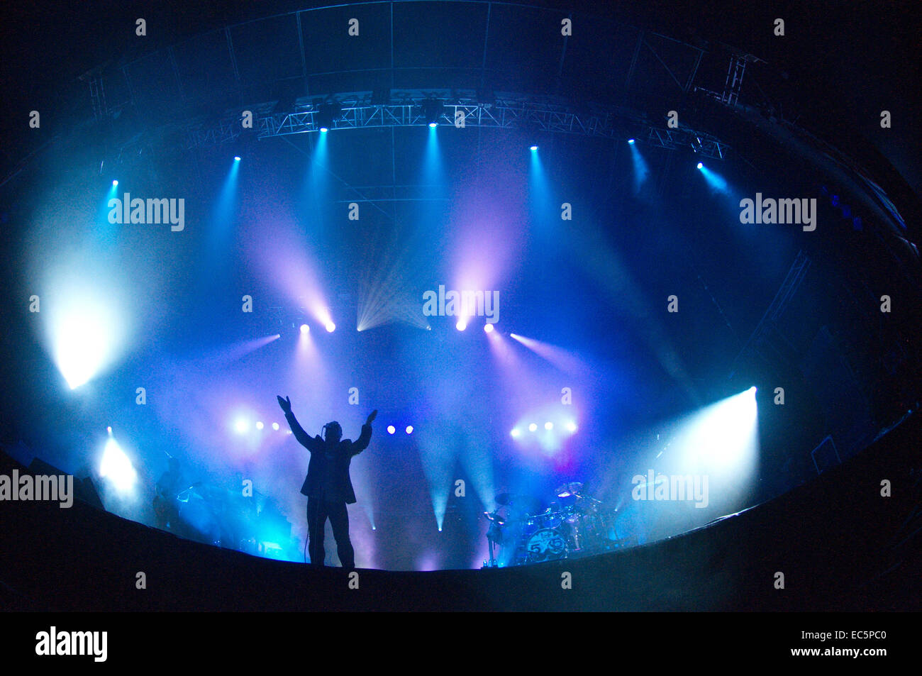 Simple Minds - Stock Image