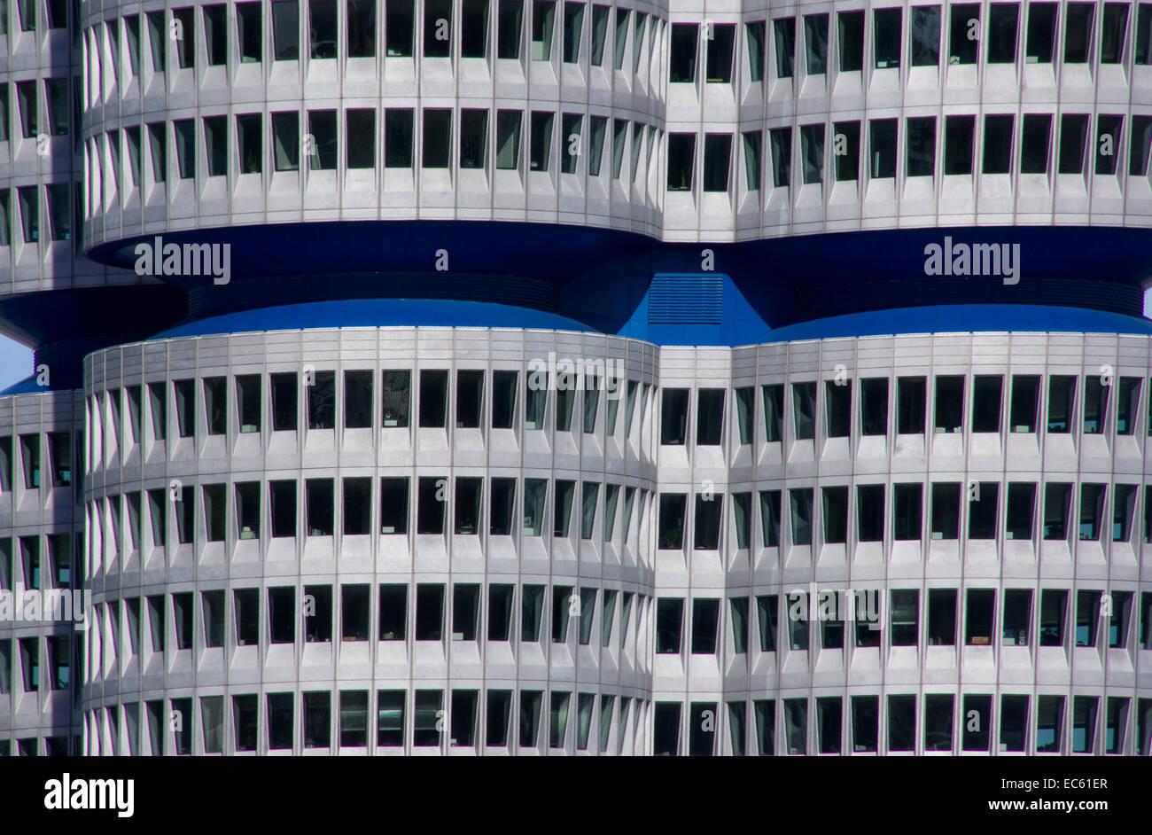 Brilliant Fensterfront Dekoration Von - Windows At Bmw Headquarters