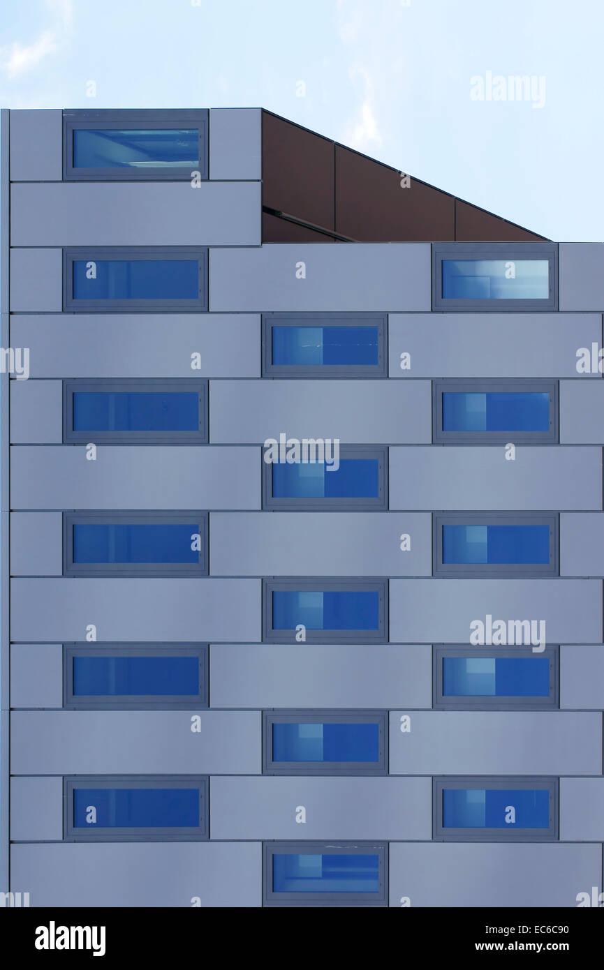 Symmetrical building - Stock Image