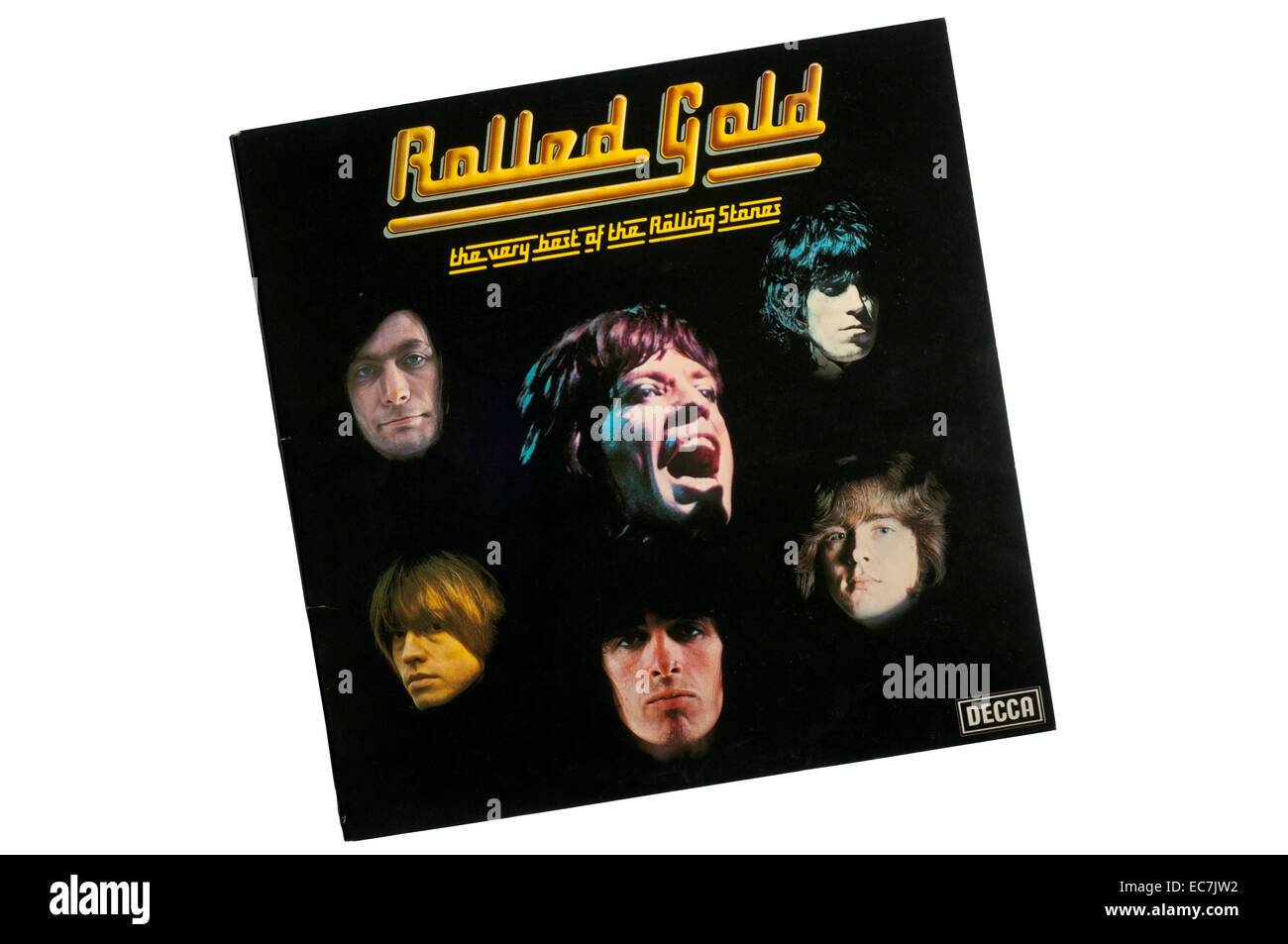 Rolled Gold was a compilation album by The Rolling Stones