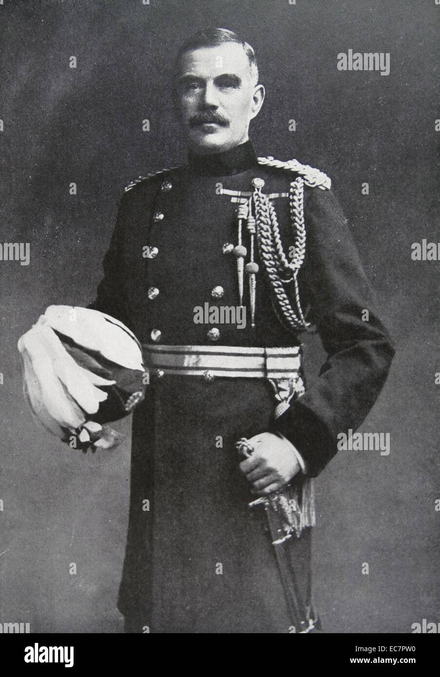 Field Marshal Sir William Robert Robertson, - Stock Image