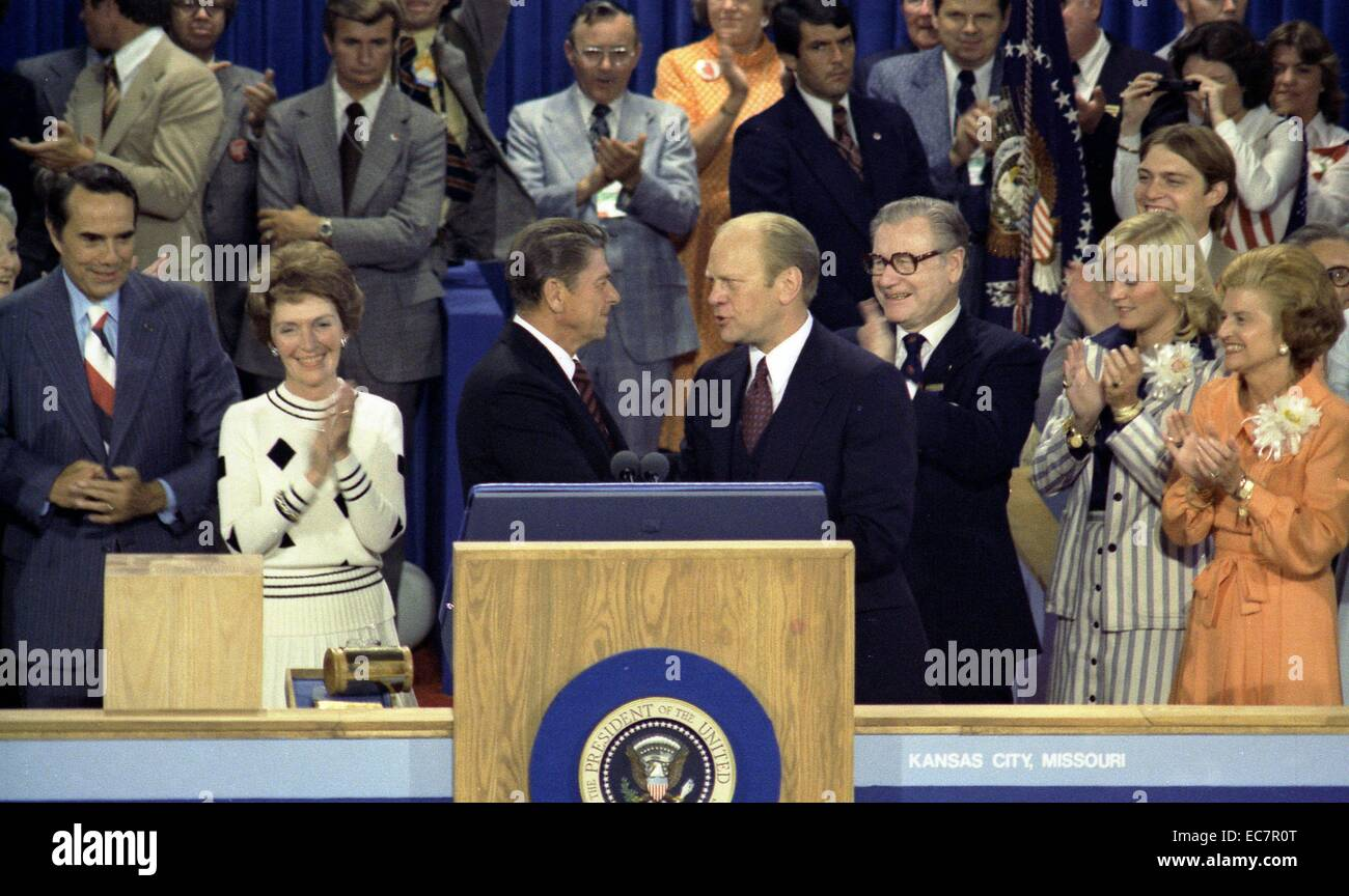 Gerald Ford 1976 Stock Photos Amp Gerald Ford 1976 Stock
