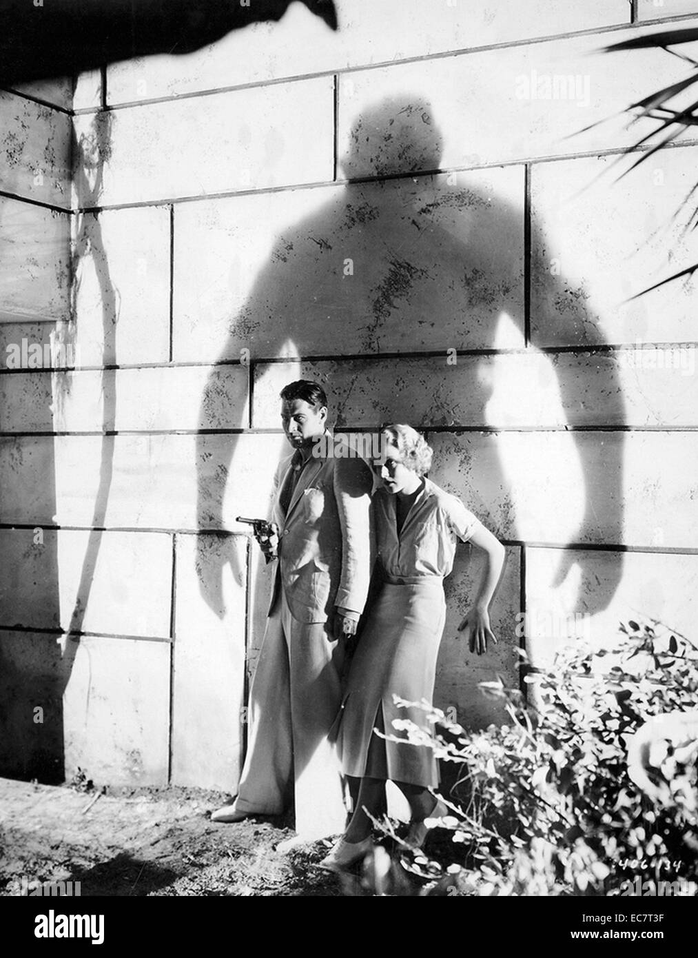 Island of Lost Souls is a 1932 American science fiction horror film starring Charles Laughton, Richard Arlen, Leila Stock Photo