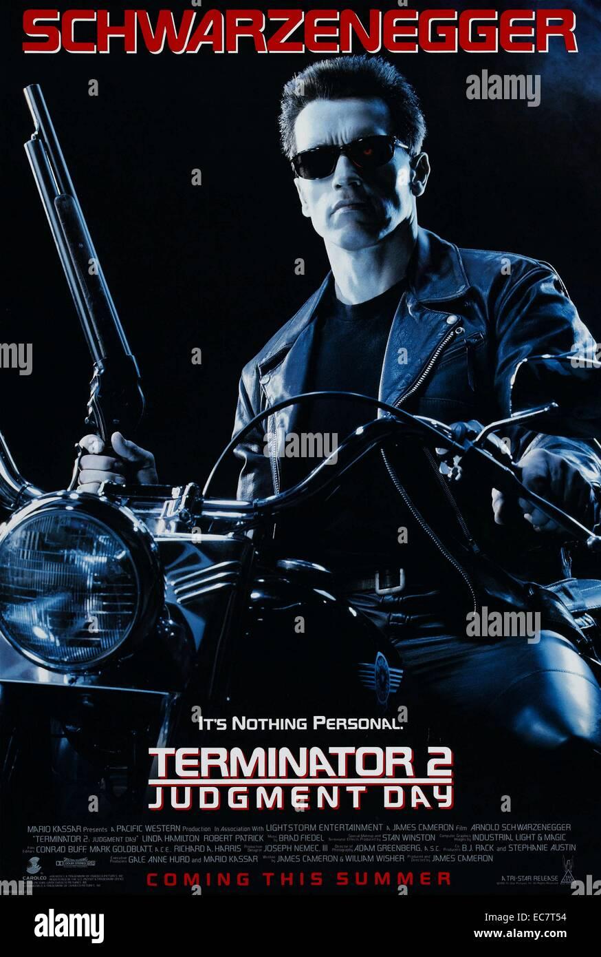 Terminator 2: Judgement Day - Stock Image