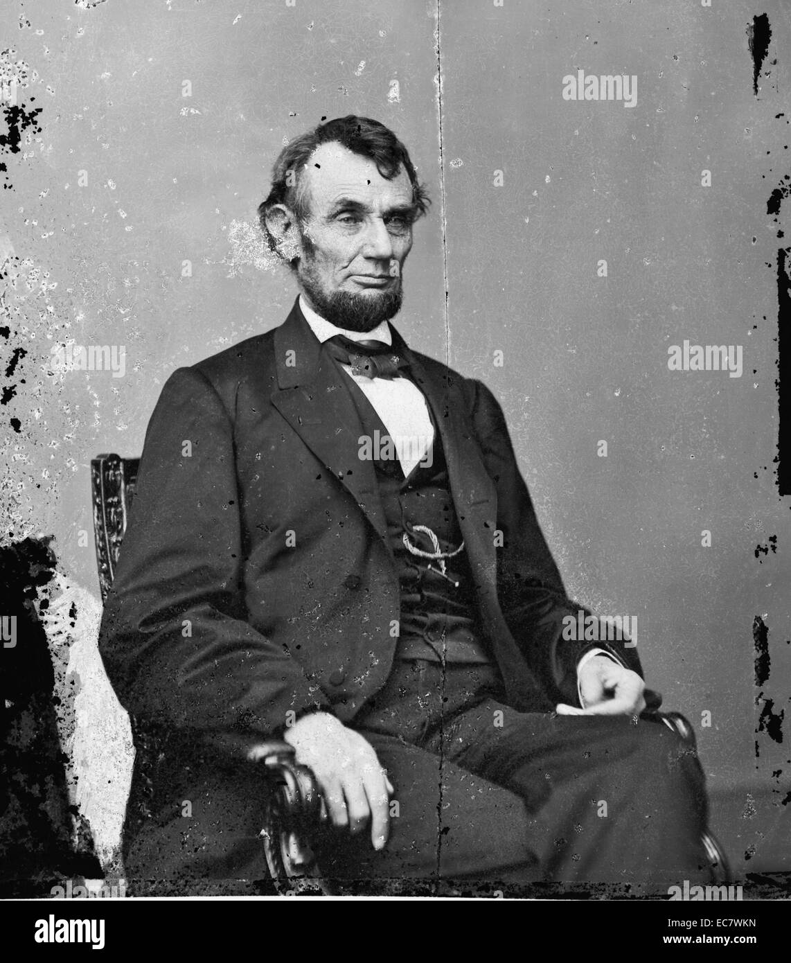 Lincoln (President of the United States): years of government, photo 78