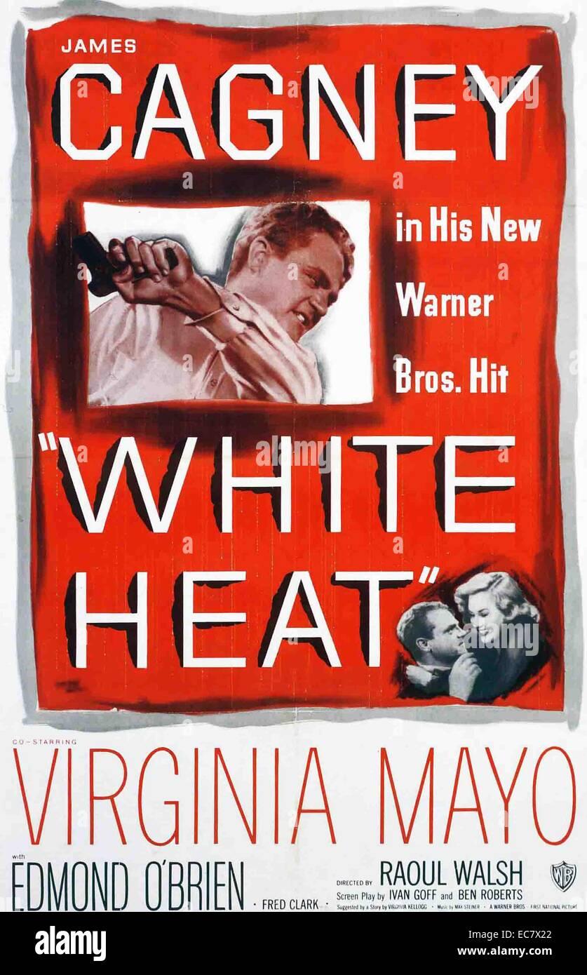 White Heat - Stock Image