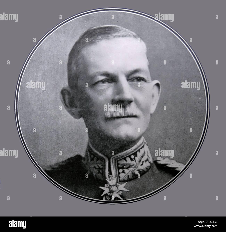 Sir Arthur Barrett (Indian Army officer) (1857–1926);   British Indian Army Field Marshal - Stock Image