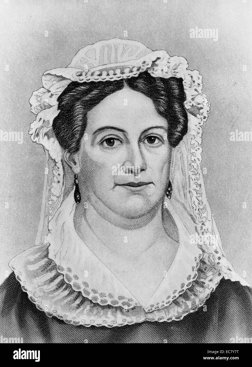 Mrs Andrew Jackson - Stock Image