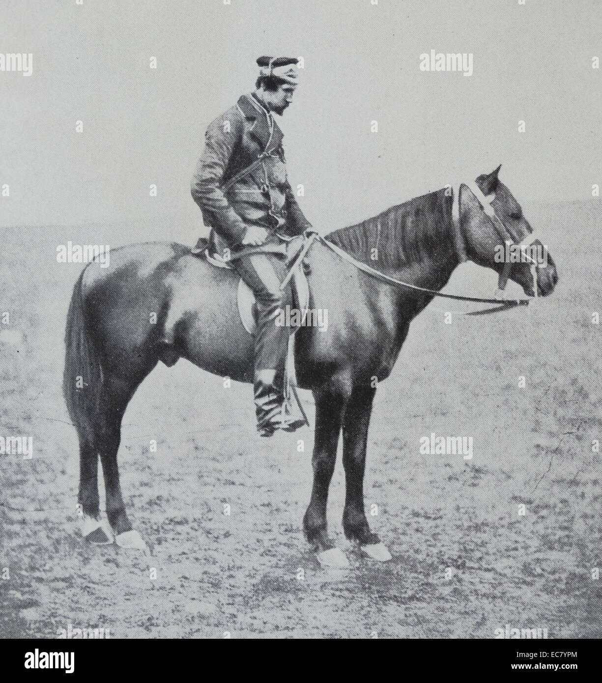 General The Honourable Sir George Cathcart GCB (12 May 1794 – 5 November 1854) was a British general and diplomat. Stock Photo