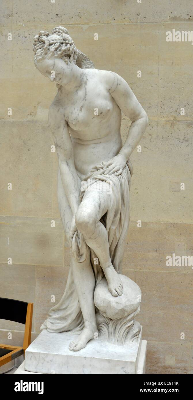 Bather, also known as Venus - Stock Image