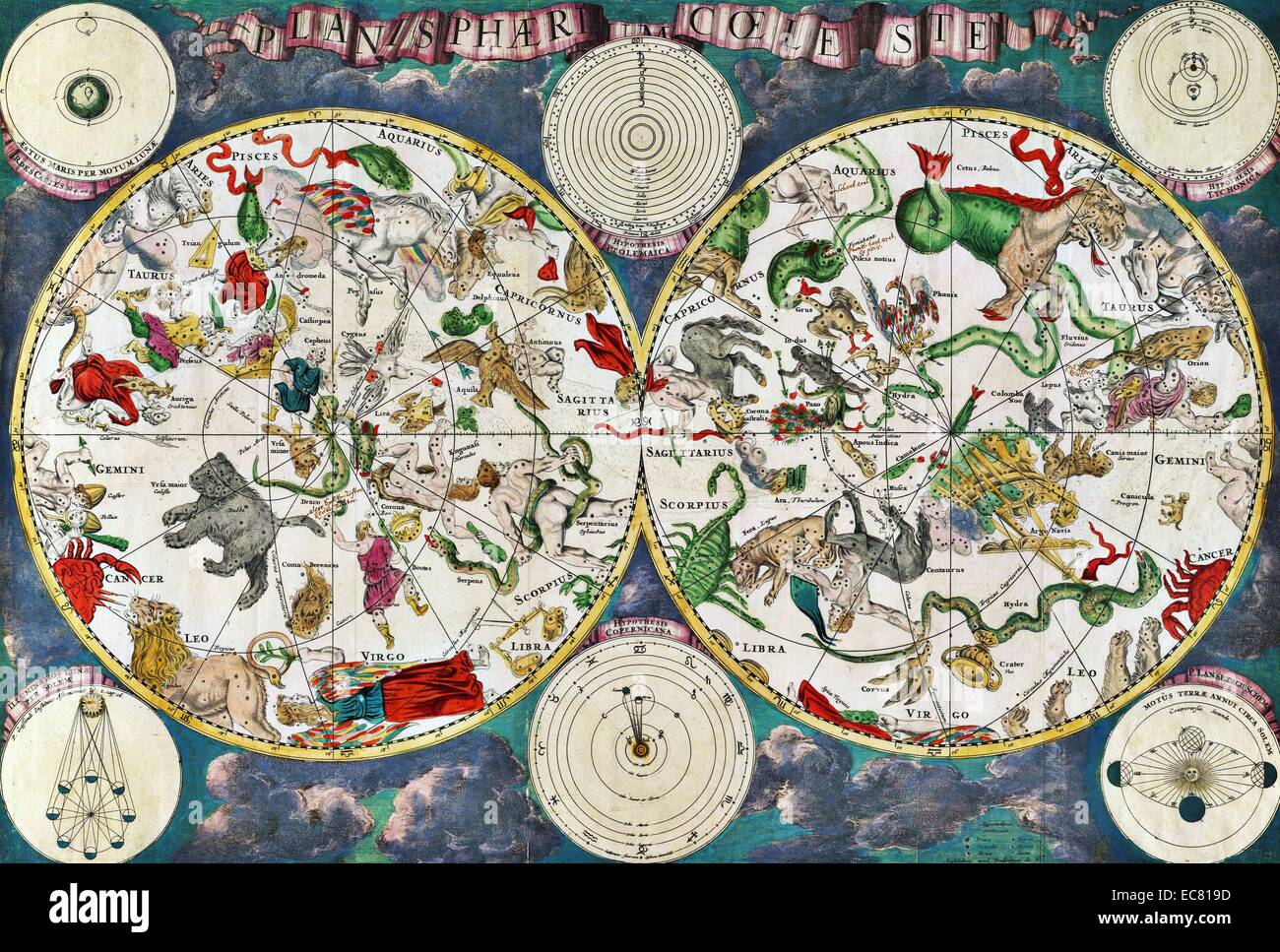 Map Of Zodiac Stock Photos & Map Of Zodiac Stock Images - Alamy Zodiac Map on capitals of the world map, ancient greek astronomy map, moon map, fire map, astrology chart map, azimuth map, cat map, complete astrology map, earth map, world war z map, everest map, monkey map, constellation map, flags of the world map, skagen map, story map, zombie map, astrological sign map, scorpius map, titanic map,