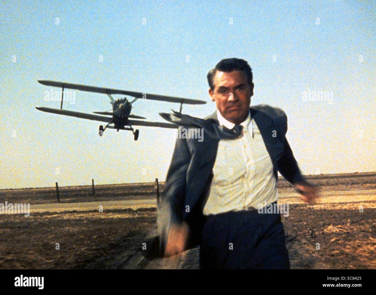 North by Northwest - Stock Image