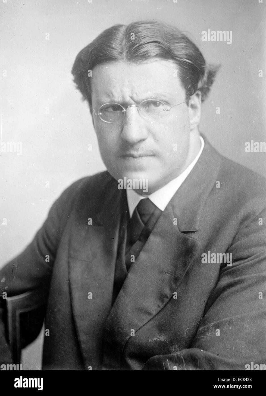 Photograph of Rabbi Stephen Samuel Wise - Stock Image