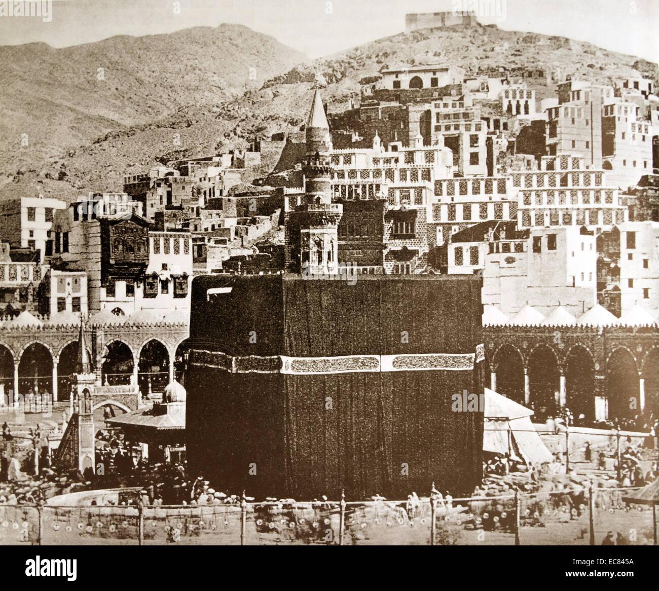 Kaaba Mecca Saudi Arabia Stock Photos & Kaaba Mecca Saudi