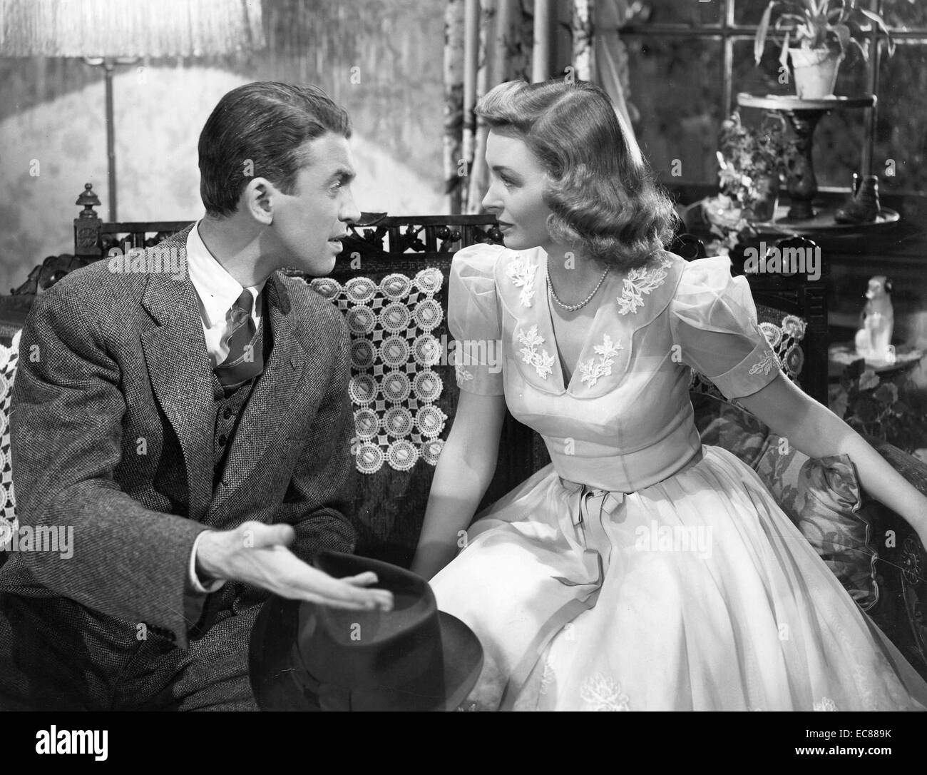 Still From The Film Its A Wonderful Life Stock Photo 76399503