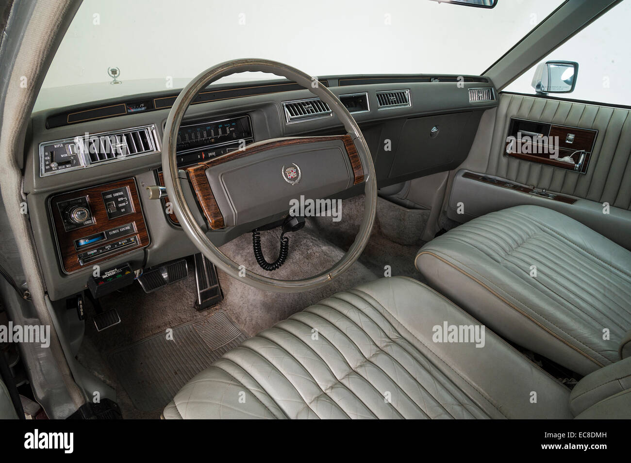 1976 Cadillac Seville Owned By Elvis Presley Stock Photo 76403729