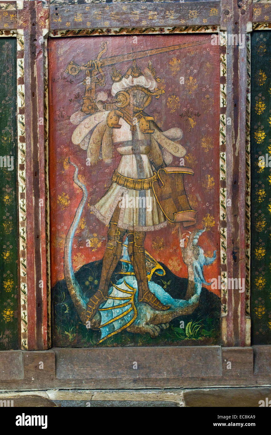 Rood Screen Painting Stock Photos & Rood Screen Painting Stock ...