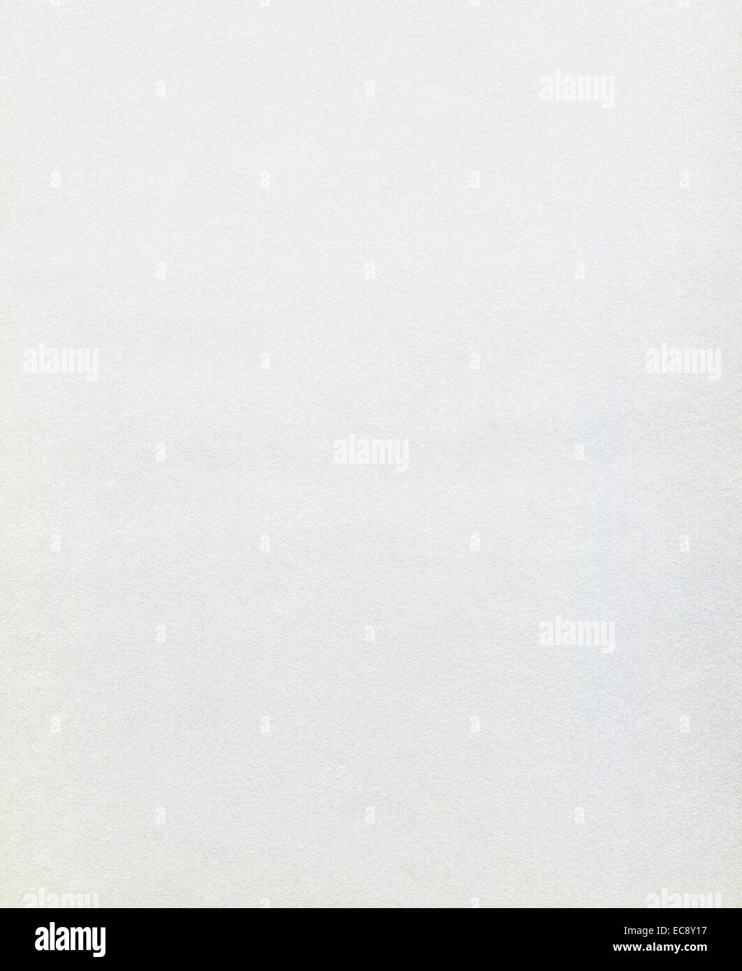 Watercolor paper texture, abstract blank grey paper material - Stock Image