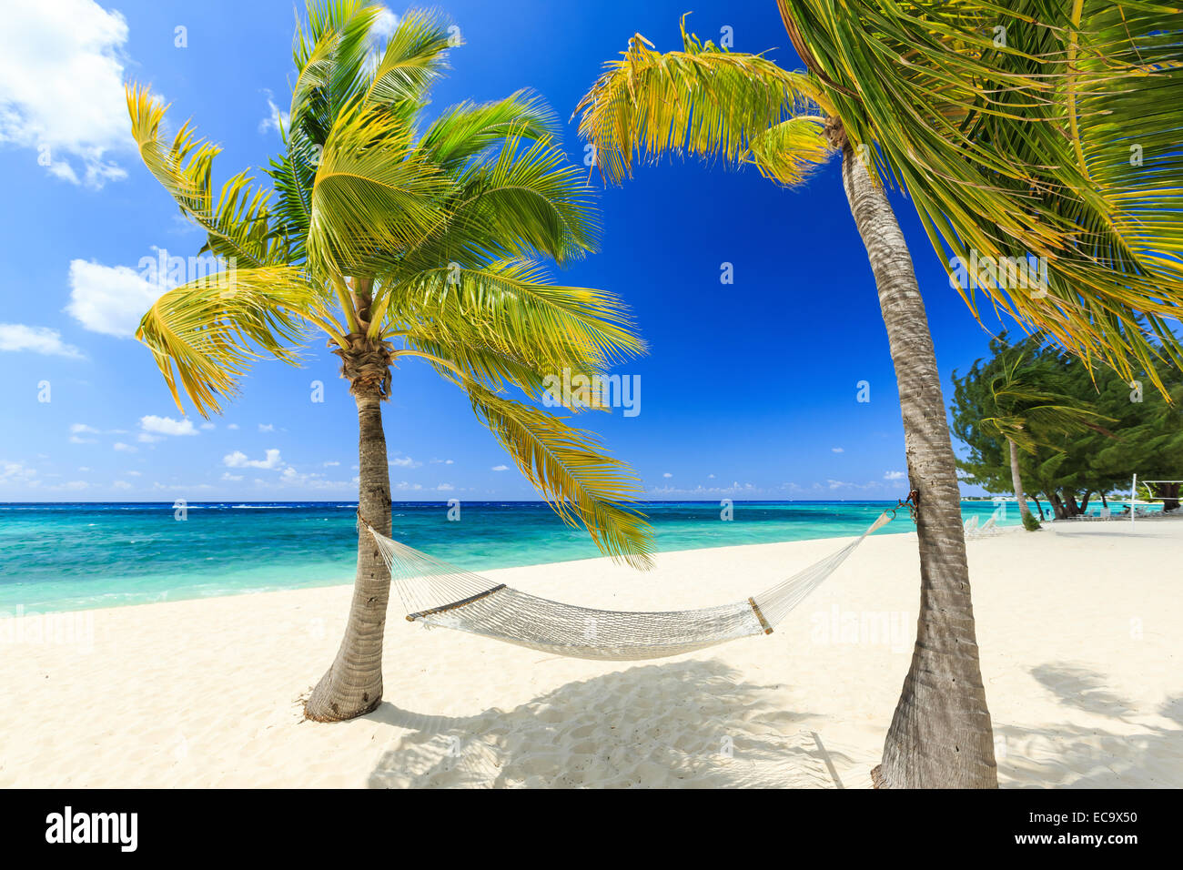 Grand Cayman, Cayman Islands - Stock Image