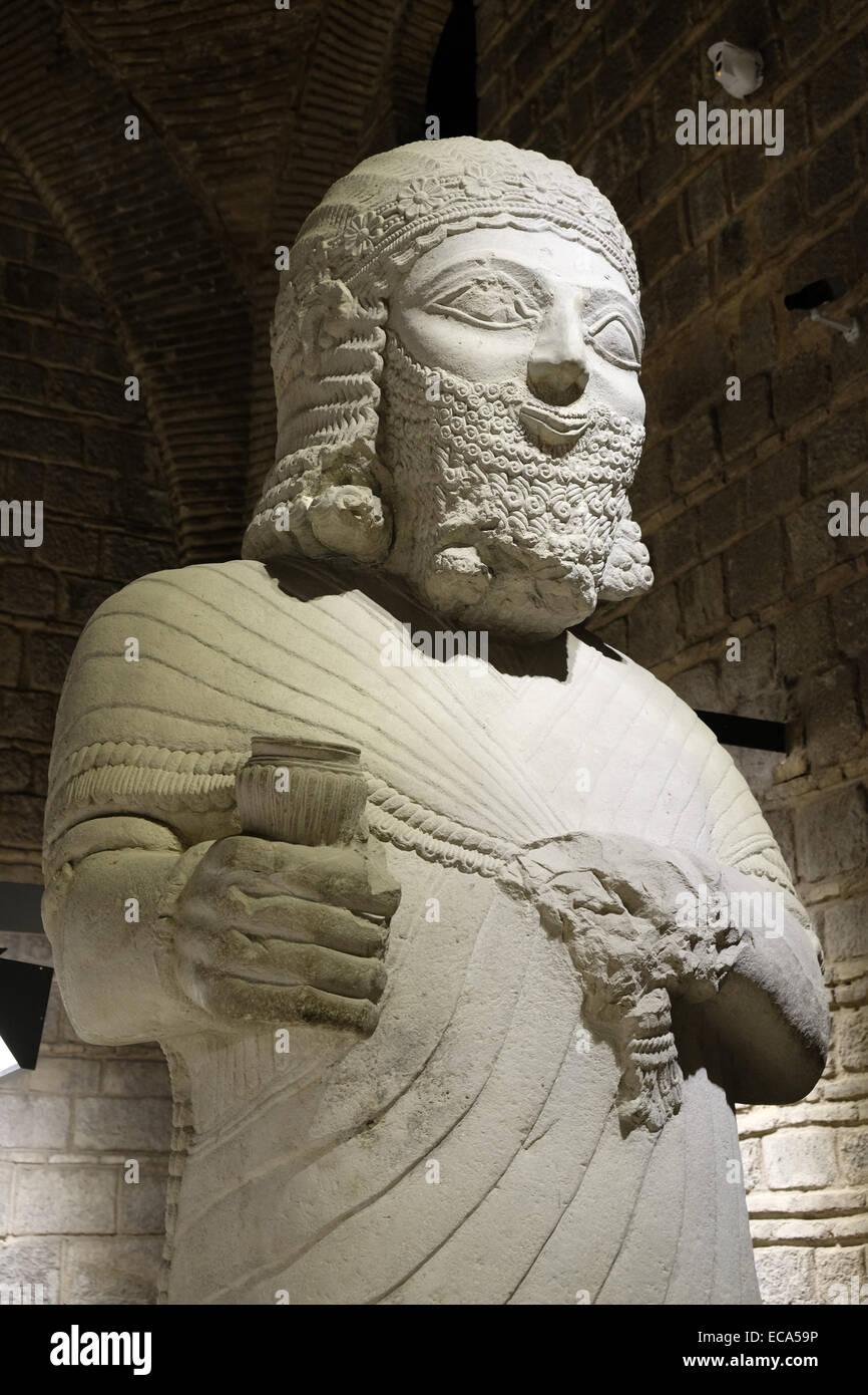 Statue of the hittite king mutallu anadolu medeniyetleri