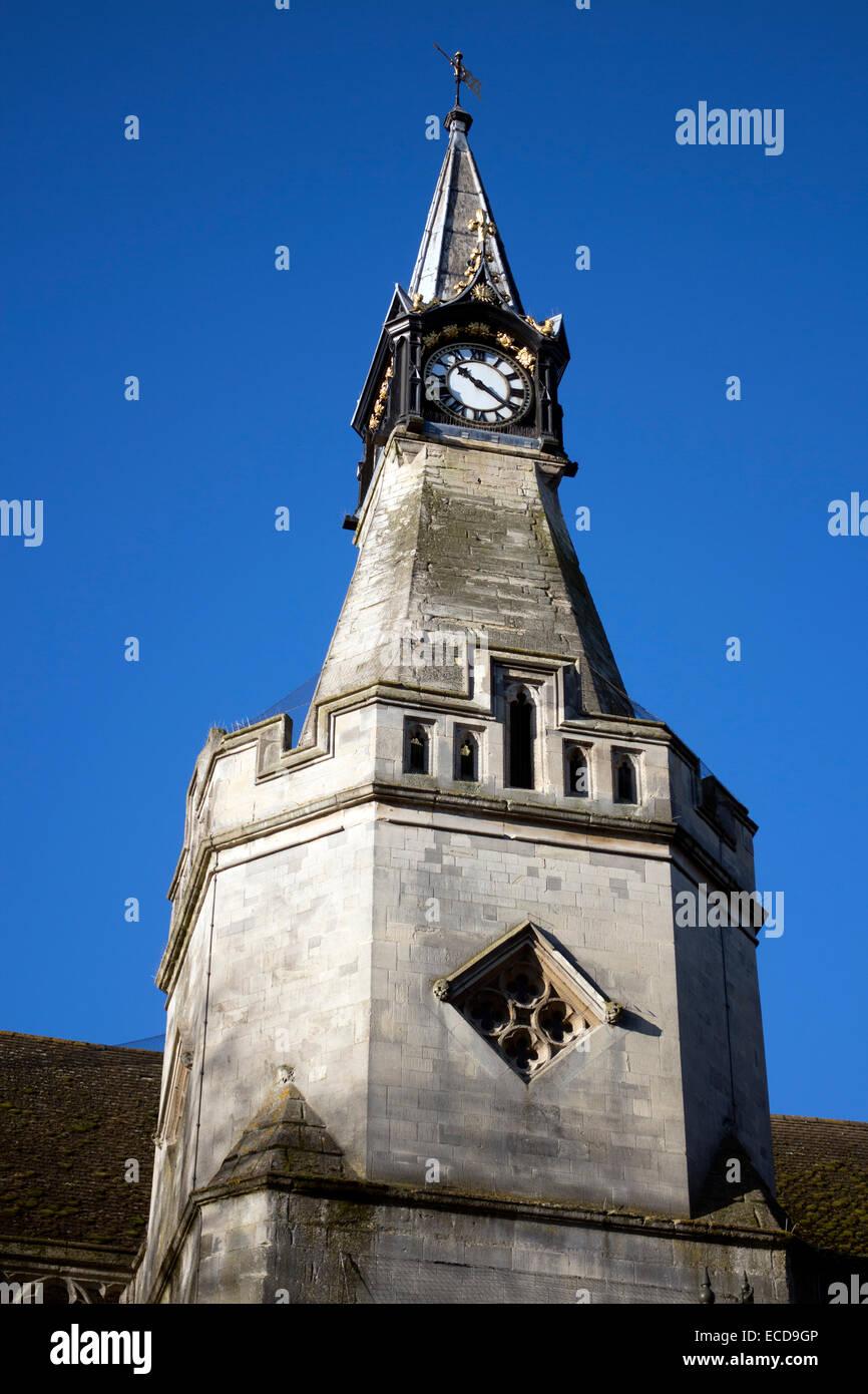 The Town Hall, Banbury, Oxfordshire, England, UK - Stock Image