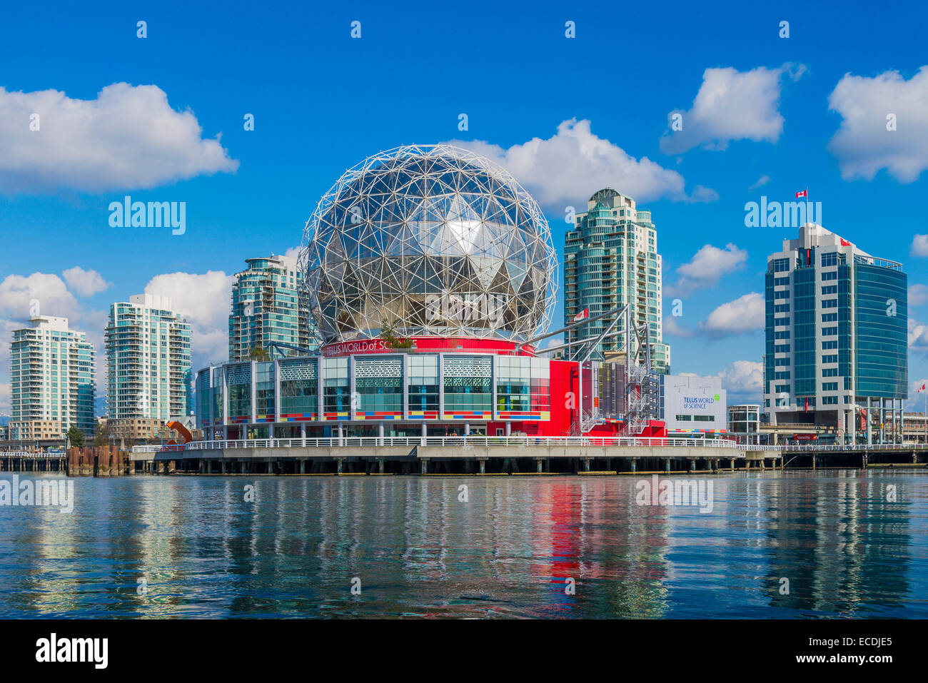 Science World Geodesic Dome Stock Photos & Science World ...