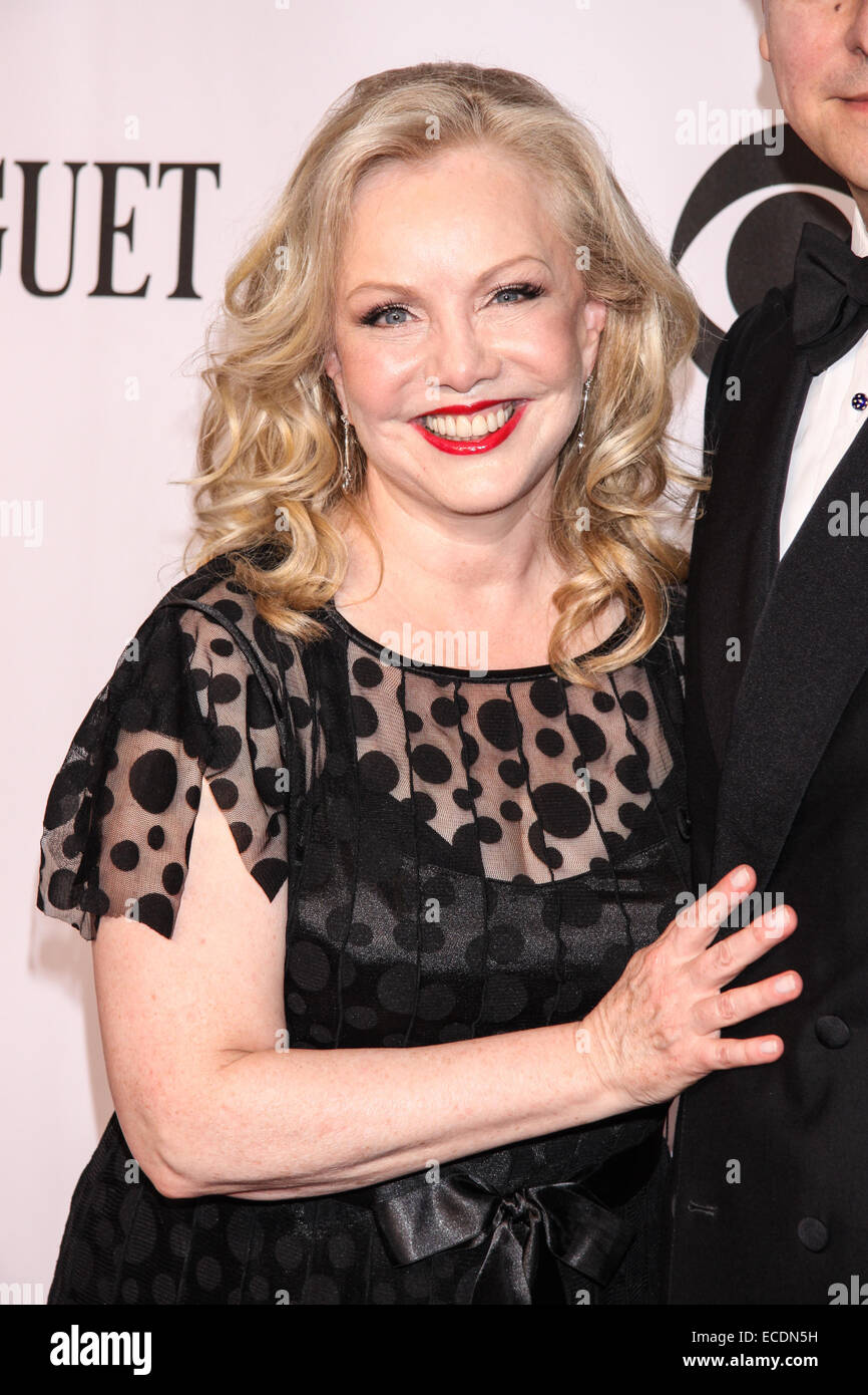 The 68th Annual Tony Awards held at Radio City Music Hall - Arrivals.  Featuring: Susan Stroman Where: New York, - Stock Image
