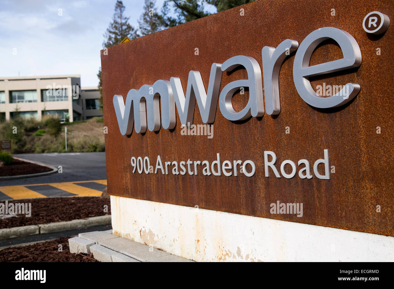 The headquarters of software maker VMware Stock Photo: 76587181 - Alamy