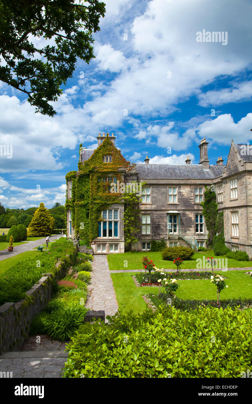 Muckross House and gardens, Killarney National Park, County Kerry, Ireland. - Stock Image