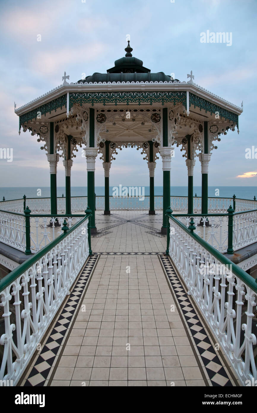 Bandstand, Brighton Stock Photo