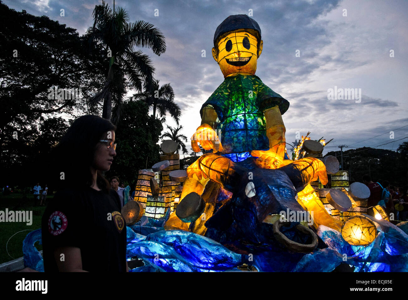 Penpen de Sarapen is a popular Filipino children folk song
