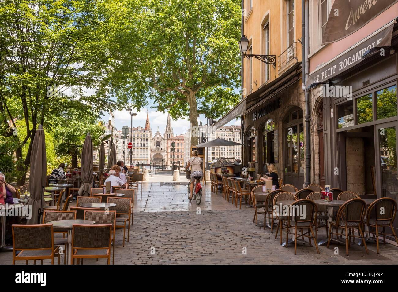 Cafe Quai Lyon